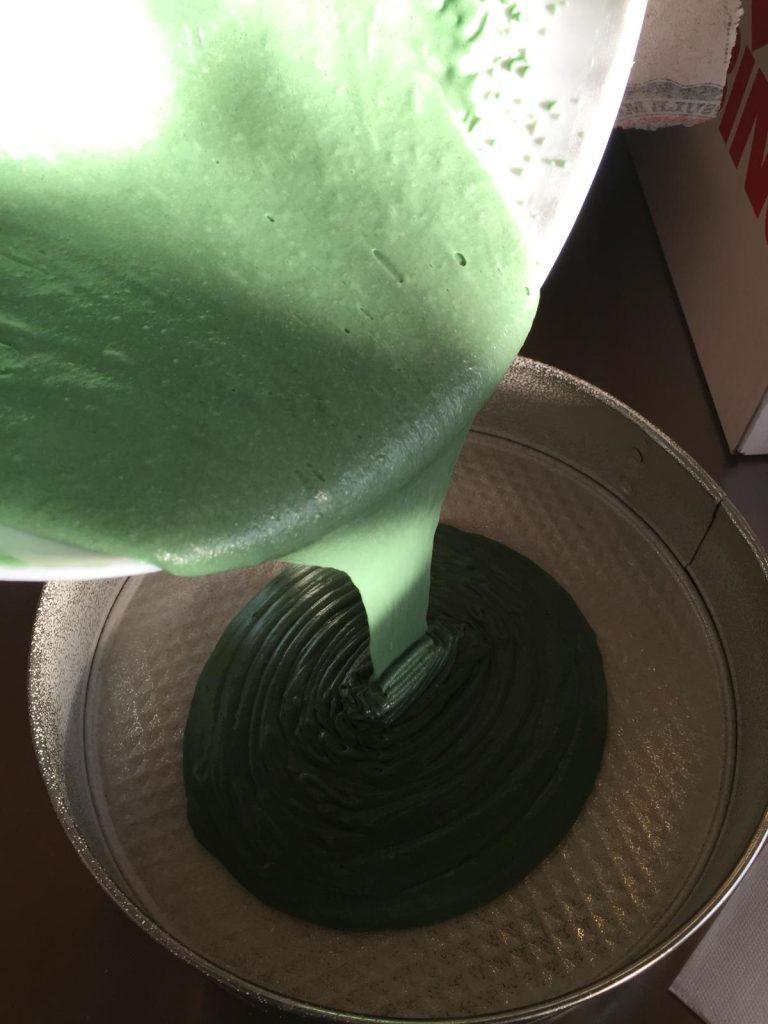 ricetta torta spirulina