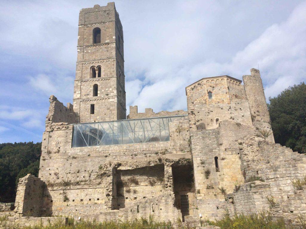 abbazia san rabano toscana