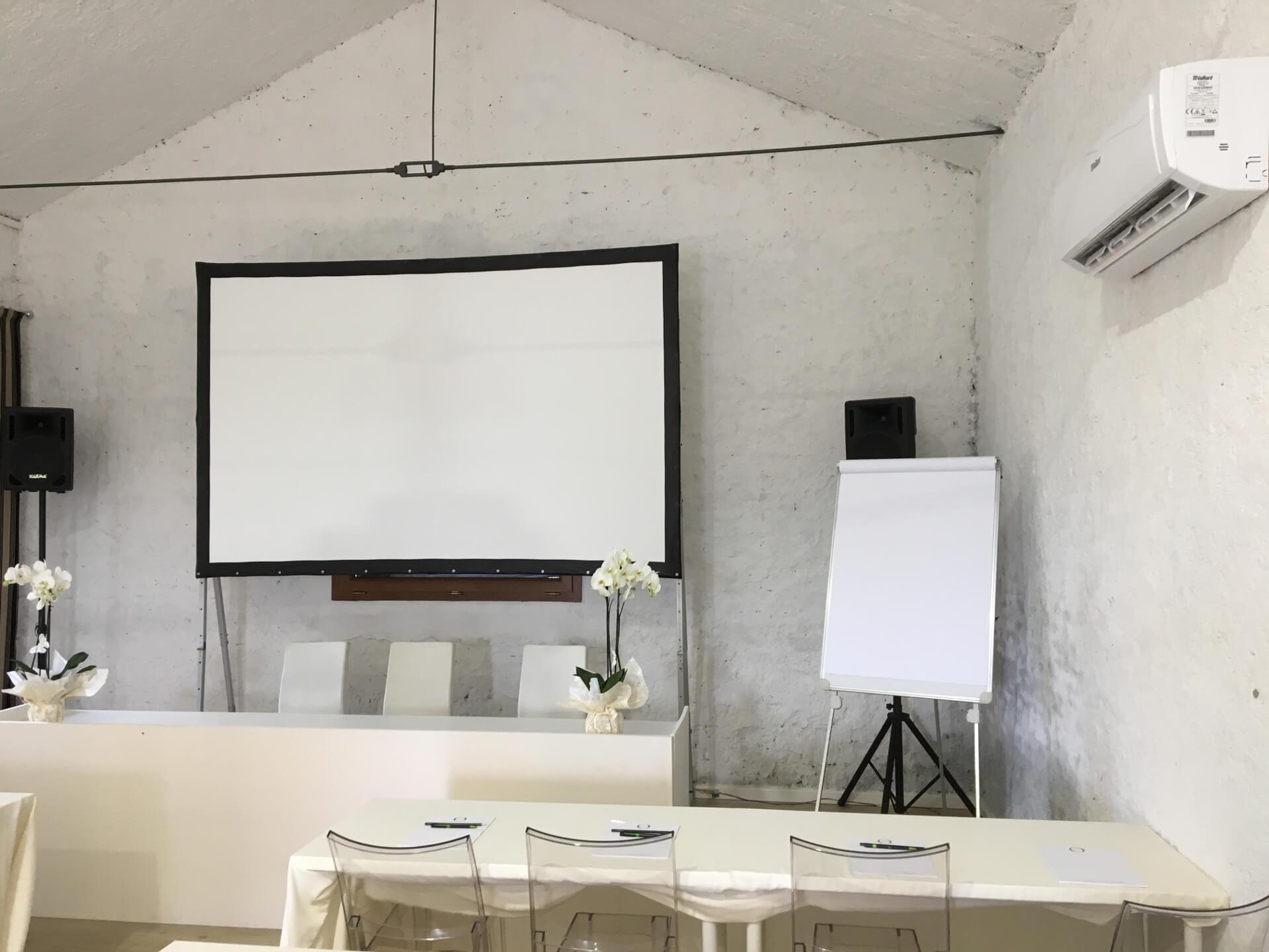 sala riunioni Grosseto