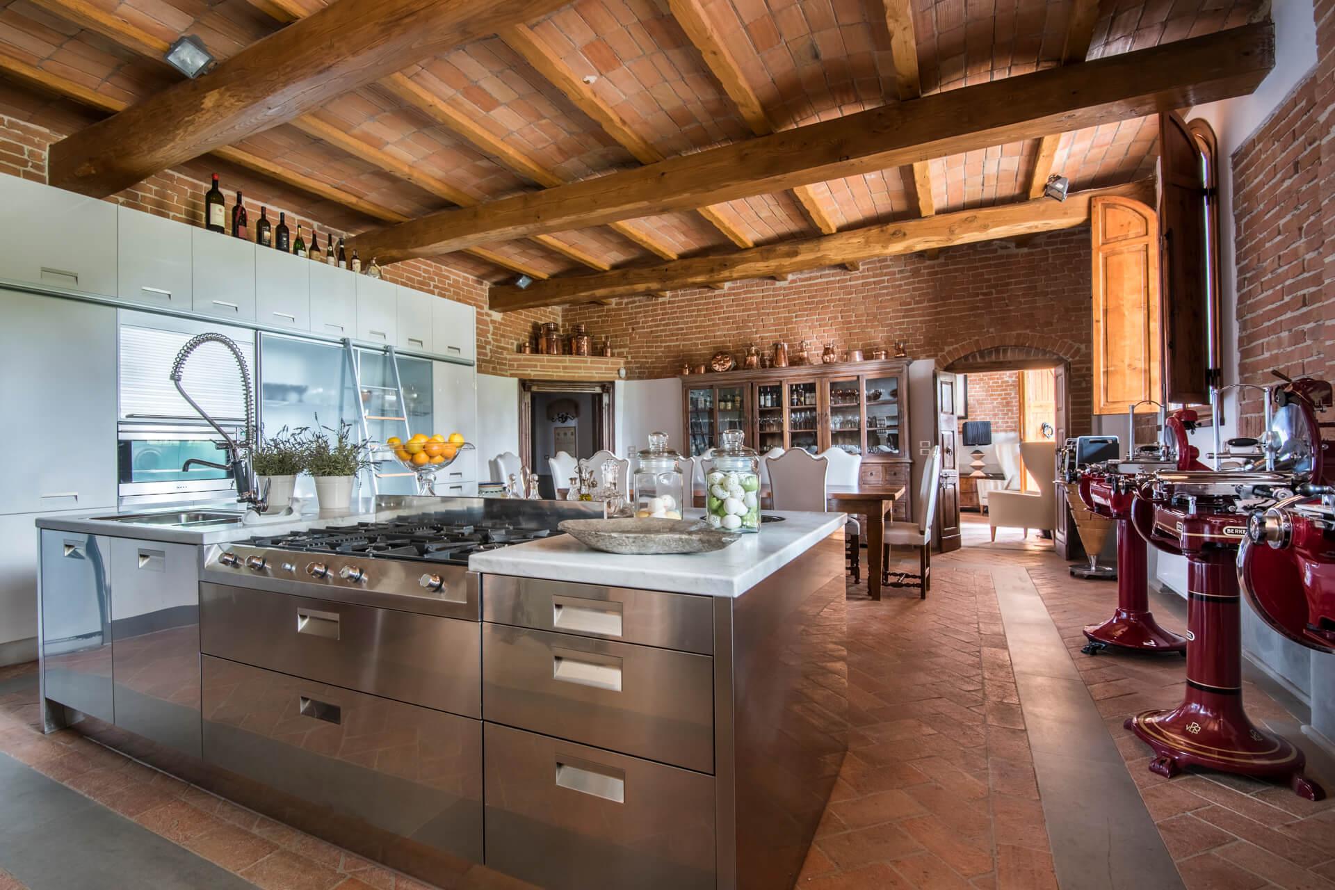 villa in affitto in Maremma Toscana