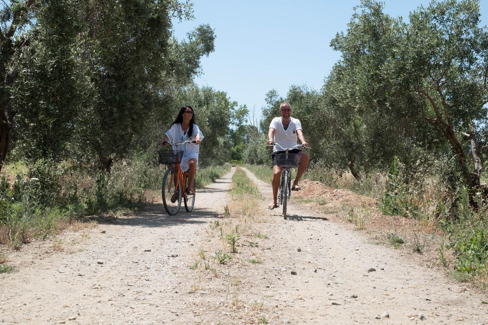 itinerari bici toscana