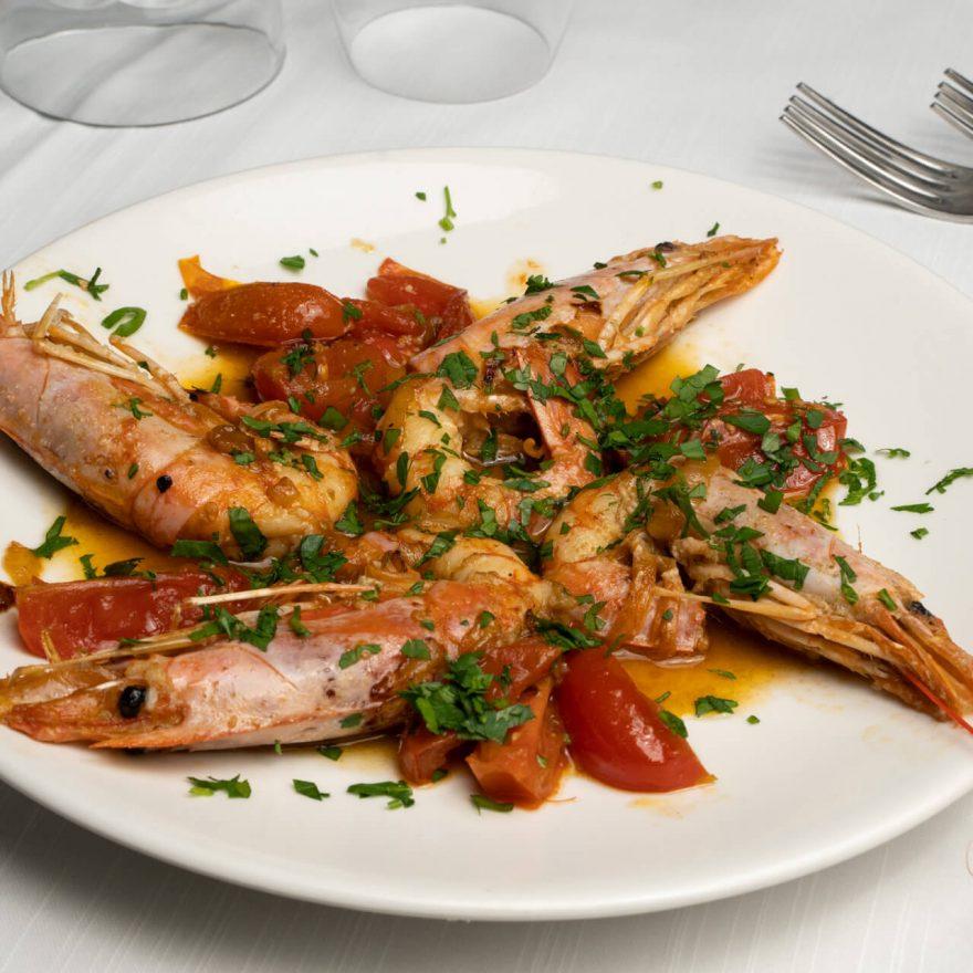 ristorante di pesce a grosseto
