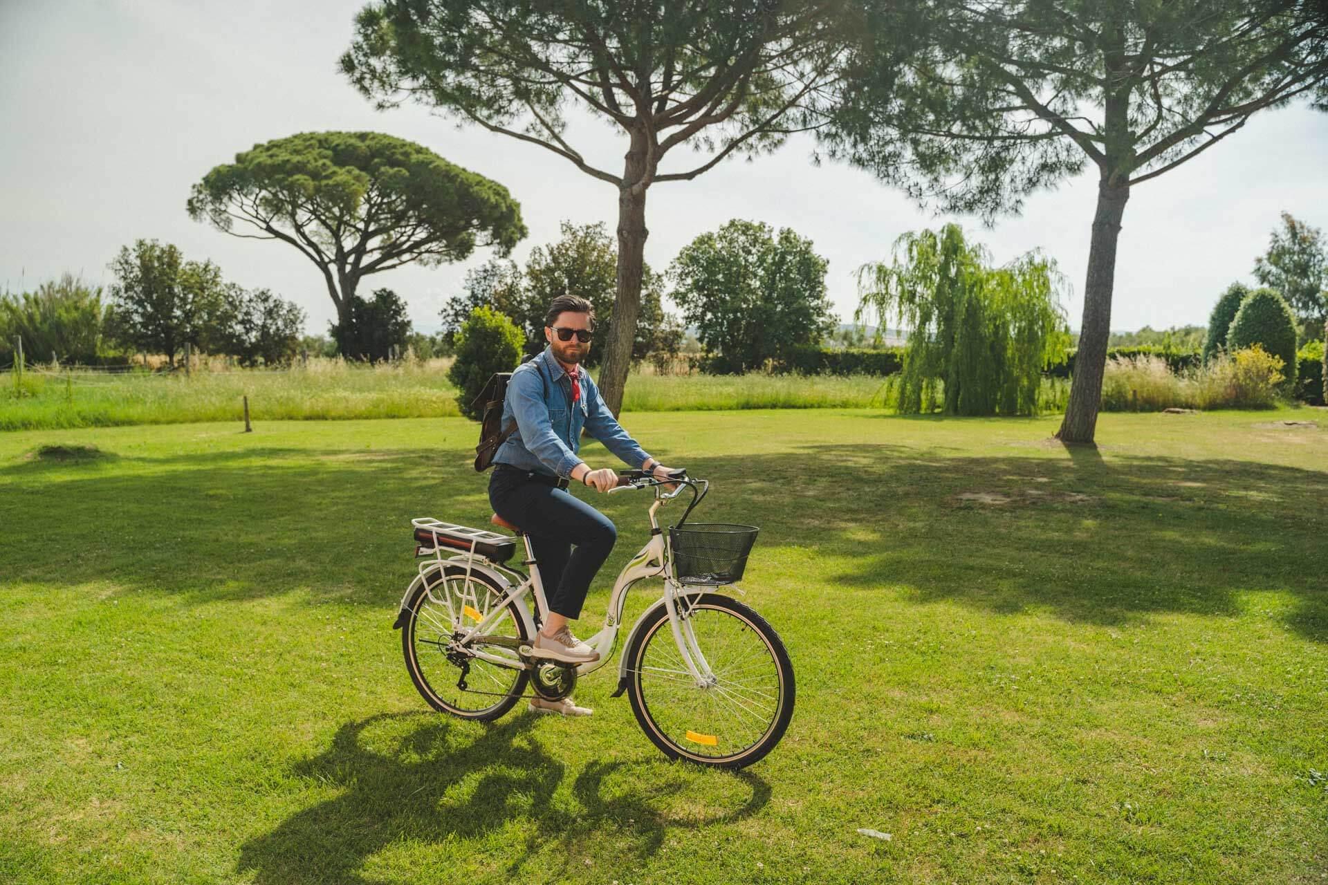 noleggio e-bike grosseto