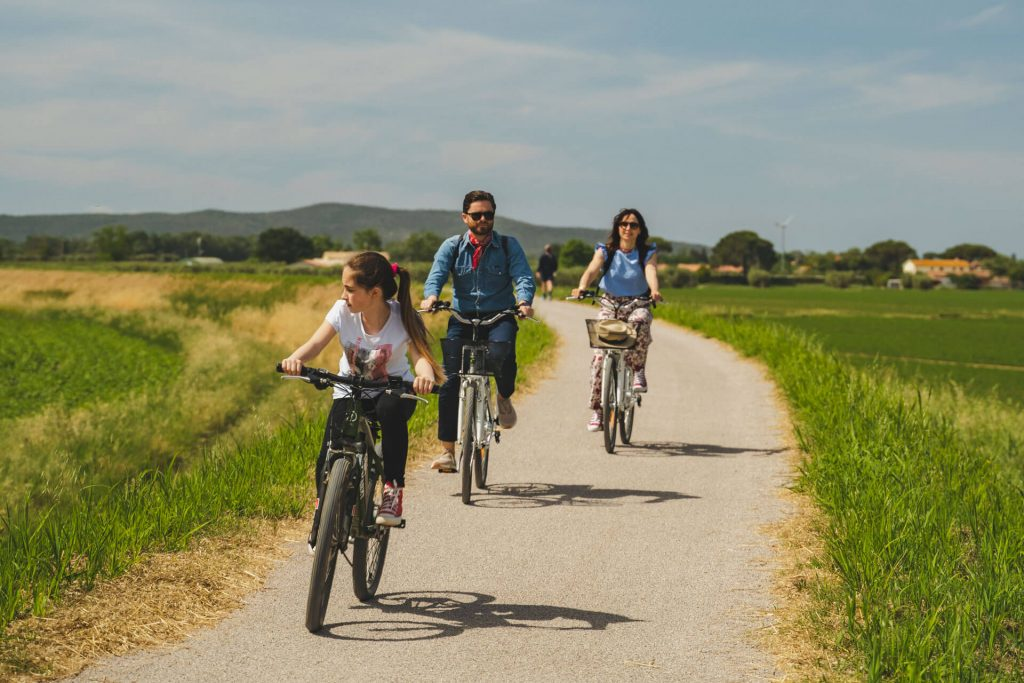 e-bike vacanze sportive maremma