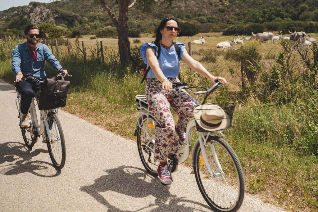 vacanze e-bike maremma toscana