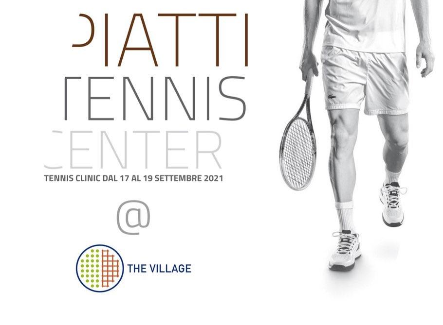 tennis clinic riccardo piatti grosseto